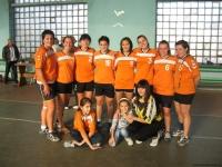 Завершився Чемпіонату області з гандболу серед жінок