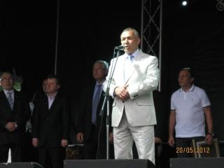 День м. Хуст 2012