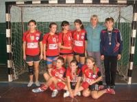 Підбито підсумки Чемпіонату області з гандболу «Дитячої ліги» серед дівчат