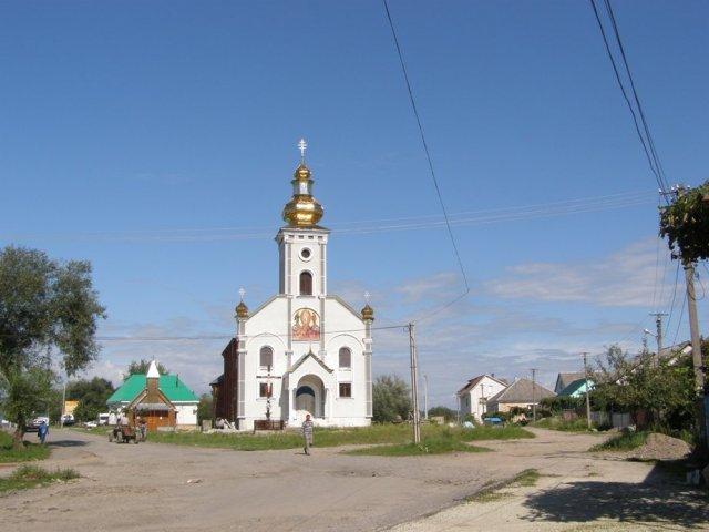 У Хусті освячено новий храм