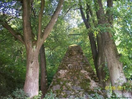 Пам'ятник російським військовополоненим, які загинули в 1914-1915 роках