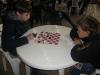 На честь Дня визволення міста Хуст від німецько-фашистських загарбників школярі змагалися з шашок і шахів