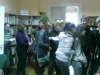 Студенти засідали в міській бібліотеці