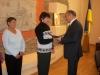 Три багатодітні матері міста Хуст удостоєні  почесного звання України «Мати-героїня»