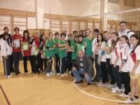 VIII міський турнір з волейболу визначив найсильніших серед студентських команд