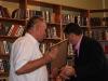 Презентація книги Михайла Бізонича «Хуст у старовинній листівці» відбулася