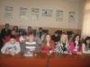 відкрита виховна година у 8-А класі на тему «Мертві не простять, живі не забудуть…»