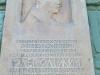 Меморіальна таблиця Олегу Ольжичу,  вмонтована в будівлю  по вул. Карпатської Січі, 30