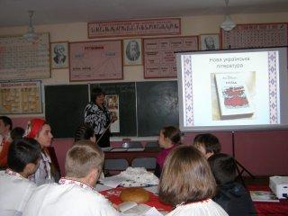 Методичний тиждень у Хустському НВК №1